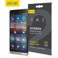 Olixar HP Elite X3 Screen Protector 2-in-1 Pack