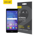 Olixar Huawei Mate 9 Lite Screen Protector 2-in-1 Pack