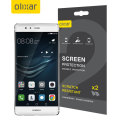 Olixar Huawei P9 Screen Protector 2-in-1 Pack