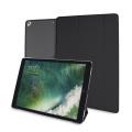 Olixar iPad Pro 12.9 2017 Folding Stand Smart Case - Clear / Black