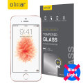Olixar iPhone SE Anti-Blue Light Tempered Glass Screen Protector