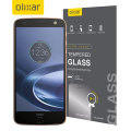 Olixar Motorola Moto Z Force Tempered Glass Screen Protector