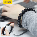 Olixar Power Bracelet Lightning Cable - Jet Black