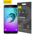 Olixar Samsung Galaxy A5 2016 Screen Protector 2-in-1 Pack