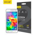 Olixar Samsung Galaxy Core Prime Screen Protector 2-in-1 Pack