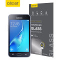 Olixar Samsung Galaxy J1 2016 Tempered Glass Screen Protector