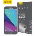 Olixar Samsung Galaxy J3 2017 Tempered Glass Screen Protector