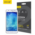 Olixar Samsung Galaxy J5 2015 Screen Protector 2-in-1 Pack