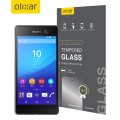 Olixar Sony Xperia M5 Tempered Glass Screen Protector