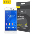 Olixar Sony Xperia Z3 Compact Screen Protector 5-in-1 Pack