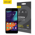 Olixar Wiko Rainbow UP 4G Screen Protector 2-in-1 Pack