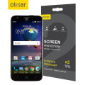 Olixar ZTE Grand X3 Screen Protector 2-in-1 Pack