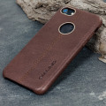 Premium Genuine Leather iPhone 7 Case - Brown
