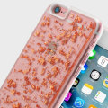 Prodigee Scene Treasure iPhone 6S / 6 Case - Rose Gold Sparkle