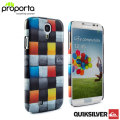 Proporta Hard Case for Samsung Galaxy S4 - Quiksilver - Redemption