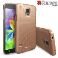 Rearth Ringke Slim Samsung Galaxy S5 Case - Gold