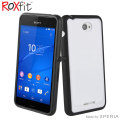Roxfit Gel Shell Slim Sony Xperia E4 Case - White