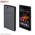Roxfit Sony Xperia Z SMA4127B Gel Shell Case - Black