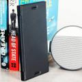 Roxfit Urban Book Sony Xperia XZ Premium Slim Case - Black