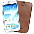 Samsung Galaxy Note 2 Pouch EFC-1J9LCEGSTD - Chocolate Brown