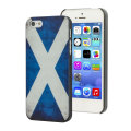 Scotland Flag Design iPhone 5S / 5 Case