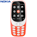 SIM Free Nokia 3310 (2017) Unlocked - Red