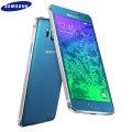 SIM Free Samsung Galaxy Alpha 32GB - Scuba Blue