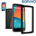Sonivo Fusion Google Nexus 5 Case - Black