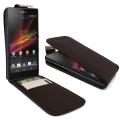 Sony Xperia Z Flip Case - Black