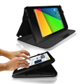 Sophisticase Frameless Case for Google Nexus 7 2013 - Black