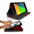 Sophisticase Frameless Case for Google Nexus 7 2013 - Red