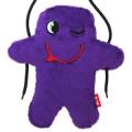 SOX Leon's Kids Fluffy Mobile Phone Case/pouch - Purple