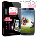 Spigen SGP Galaxy S4 GLAS.t NANO SLIM Tempered Glass Screen Protector