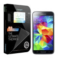 Spigen SGP Galaxy S5 GLAS.t NANO SLIM Tempered Glass Screen Protector