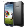 Spigen SGP Leather Crumena Pouch for Samsung Galaxy S4 - Black