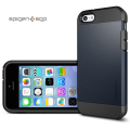 Spigen SGP Tough Armor Case for iPhone 5C - Metal Slate