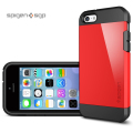 Spigen SGP Tough Armor Case for iPhone 5C - Red