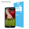 Spigen SGP Ultra Crystal Screen Protector for LG G2 - Twin Pack