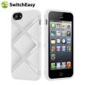 SwitchEasy Bonds Hybrid Case for iPhone 5S / 5 - White