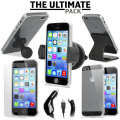 The Ultimate iPhone 5 Accessory Pack - Black
