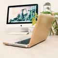 ToughGuard MacBook Pro 13 inch Hard Case - Champagne Gold
