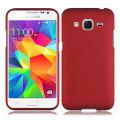 ToughGuard Samsung Galaxy Core Prime Rubberised Case - Red