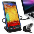 Ultrathin Dual Desktop Charging Cradle for Samsung Galaxy Note 3