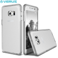 Verus Crystal Bumper Samsung Galaxy S6 Edge Plus Case - Light Silver