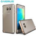 Verus Crystal Bumper Series Samsung Galaxy Note 5 Case - Gold