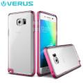 Verus Crystal Bumper Series Samsung Galaxy Note 5 Case - Pink