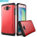 Verus Hard Drop Samsung Galaxy A7 2015 Case - Crimson Red