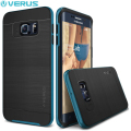 Verus High Pro Shield Samsung Galaxy S6 Edge Plus Case - Electric Blue