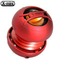 XMI X-Mini UNO Rechargeable Speaker - Red