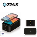 ZENS Bluetooth Speaker and Qi Wireless Charger
